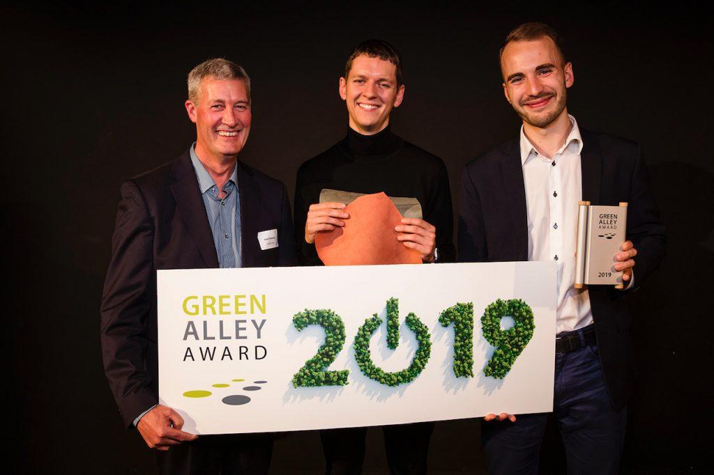 Green Alley Award 2019