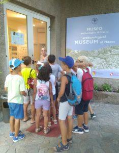 PNT, laboratorio didattico al Museo di Naxos