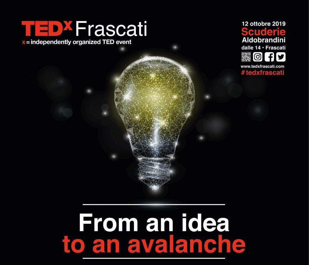 TEDx Frascati speaker