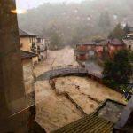 Alluvione in Piemonte, Alessandrino in ginocchio: un morto, frane, allagamenti ed evacuazioni [LIVE]