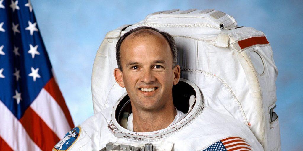 astronauta jeffrey williams
