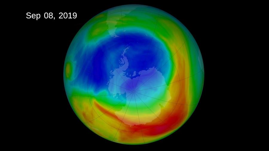 Omm, si è chiuso il buco dell'ozono record in Antartide - Ambiente & Energia