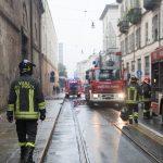 Torino: incendio alla Cavallerizza Reale, storico edificio patrimonio Unesco [FOTO e VIDEO]