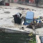 Maltempo, situazione drammatica tra Liguria e Piemonte: fiumi esondati e famiglie evacuate. Stop alle linee Genova-Milano e Genova-Torino fino a domani [FOTO LIVE]