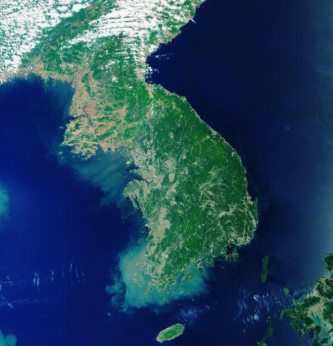 penisola coreana