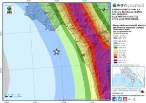 pericolosità sismica calabria