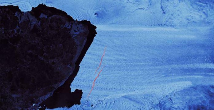 pine island antartide