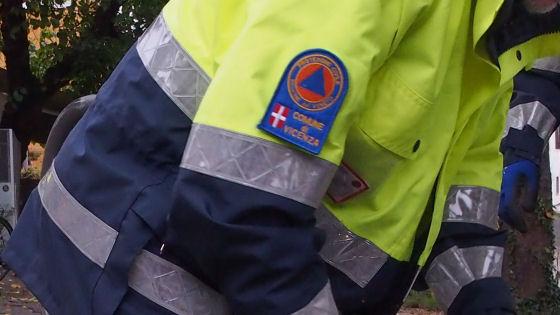 protezione civile vicenza