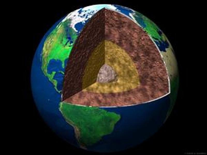 terra geologi