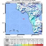 Il forte terremoto di stamattina in Calabria: 5° grado Mercalli avvertito da Napoli a Catania
