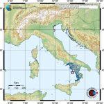 Forte scossa di terremoto al largo della Calabria, paura a Rende e Cosenza [DATI e MAPPE]