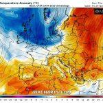 Previsioni Meteo, aggiornamenti sull'ondata di freddo in Europa: tanta neve sulle Alpi [MAPPE]
