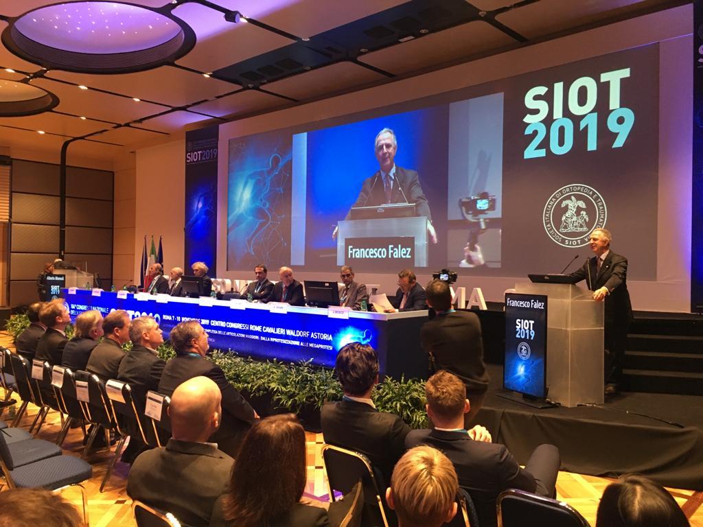 Cerimonia Inaugurale 104° Congresso SIOT