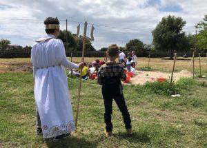 PNT, attività per bambini al Parco di Naxos