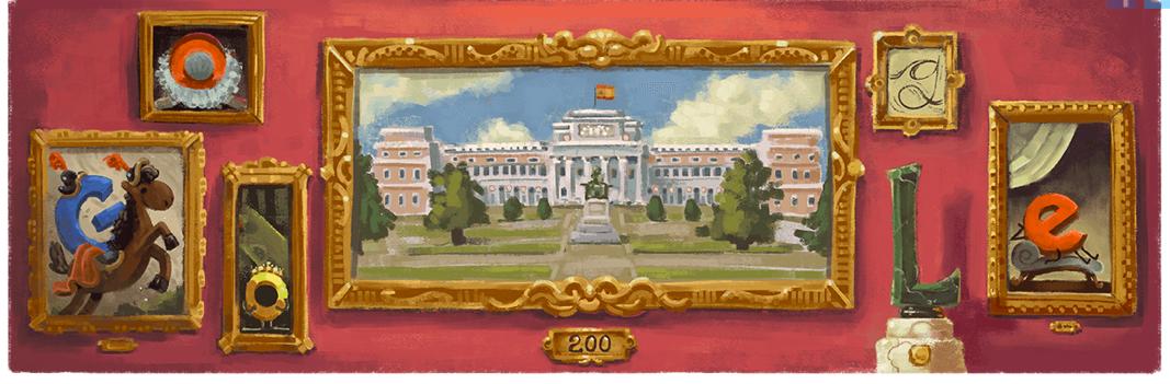 200° anniversario del Museo del Prado: Google lo festeggia con un ...