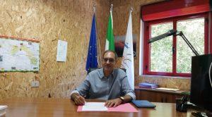 Sergio Tralongo, Direttore del Parco Nazionale d'Aspromonte