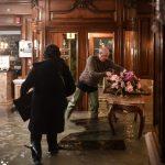 """Acqua alta a Venezia, l'hotel Gritti pronto a ripartire: """"Noi simbolo della città, mai vista una cosa del genere"""" [FOTO]"""