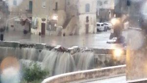 alluvione matera 12 novembre 2019
