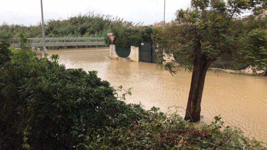 alluvione santa marinella civitavecchia 15 novembre 2019