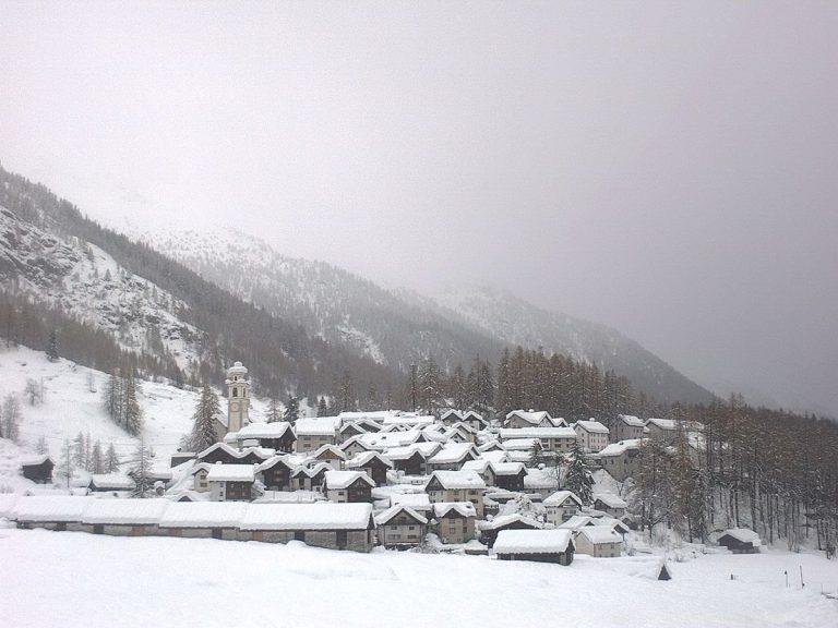 Bosco Gurin, Svizzera