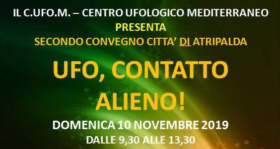 convegno ufo 10 novembre