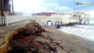 erosione costiera eraclea minoa