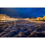 """E' in corso il picco della piena dell'Arno a Pisa, Protezione Civile: """"Sarà un'onda lunga"""" [GALLERY]"""