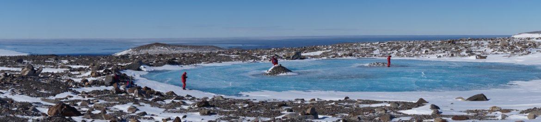 lago antartide