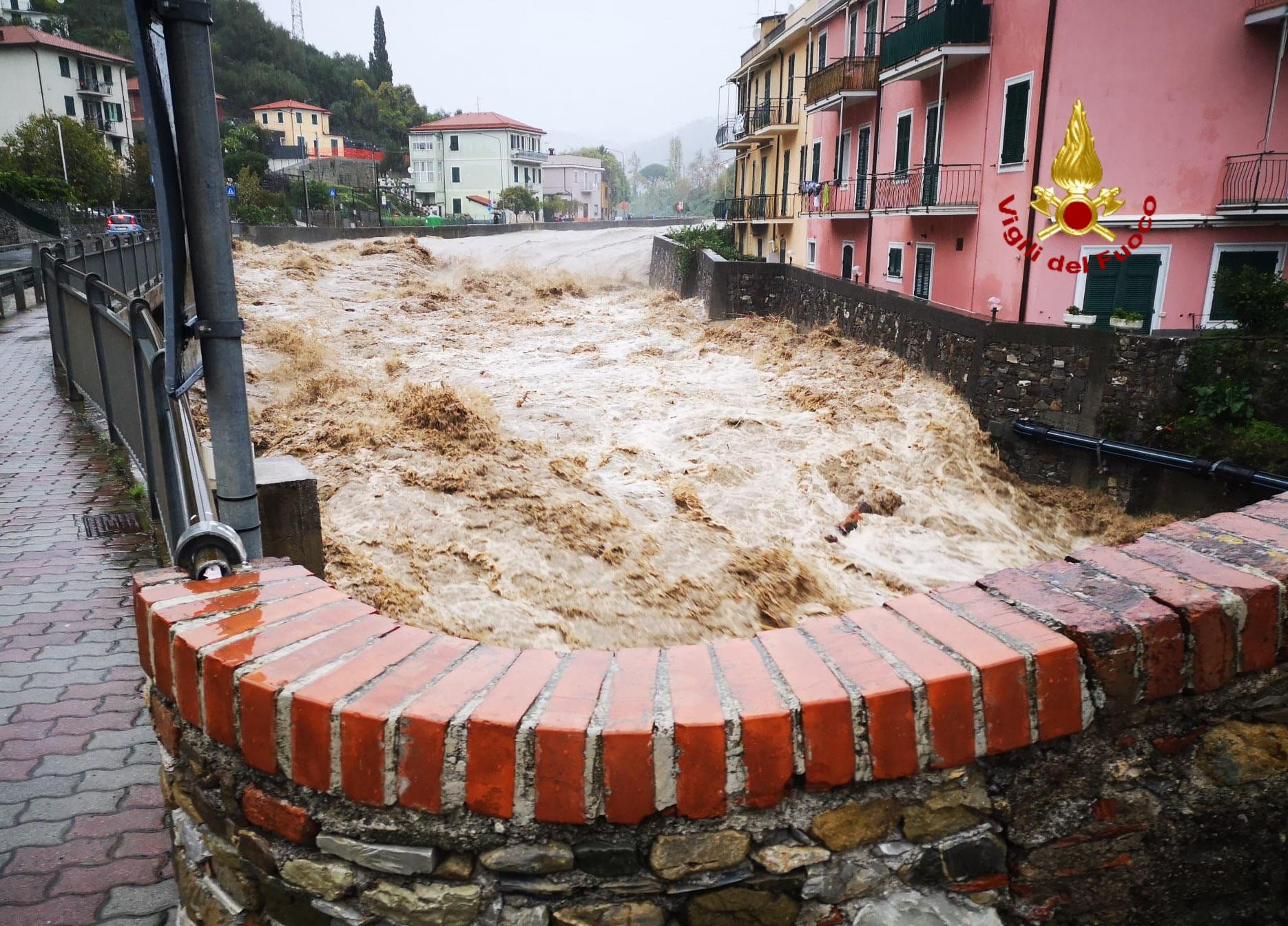 Maltempo Liguria Domani Allerta Rossa E Sciopero Nei Porti Di Genova E Savona Meteoweb