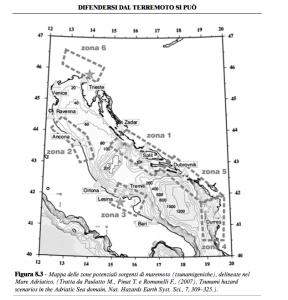 sorgenti tsunami adriatico