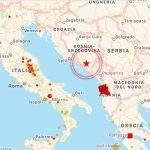 Forte scossa di terremoto in Bosnia-Erzegovina [DATI e MAPPE]