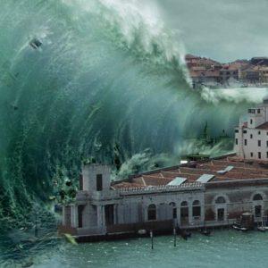 tsunami venezia
