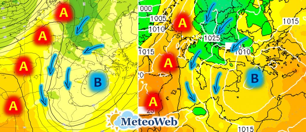 Previsioni Meteo Italia 10 11 Dicembre 2019