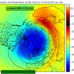 Previsioni Meteo Inverno, l'azione del Vortice Polare cambia tutto: nuove prospettive per fine Dicembre e Gennaio [MAPPE]