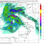"""Allerta Meteo, la prima """"Onda di Tempesta"""" arriva sull'Italia: sarà un weekend estremo, ALLARME per VENTO FORZA 12!!! Le mappe"""