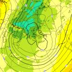 Allerta Meteo, altre 36 ore di maltempo e nevicate al Sud: fine anno al gelo [MAPPE]