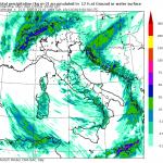 Allerta Meteo, l'aria fredda irrompe sull'Italia da Nord/Est: arriva la prima Neve al Sud, saranno 3 giorni d'Inverno