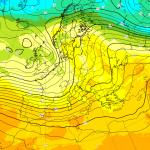 """Allerta Meteo, sarà un weekend di forte maltempo: 3 """"Onde di Tempesta"""" sull'Italia tra Venerdì 20, Sabato 21 e Domenica 22 [MAPPE]"""