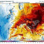 Previsioni Meteo, caldo eccezionale per gran parte d'Europa per il resto di Dicembre: fino a 18°C oltre la media ad Est [MAPPE]