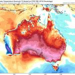Meteo, giornata più calda mai registrata in Australia ma il peggio deve ancora arrivare: un'ondata di calore estrema porterà quasi +50°C! [MAPPE]