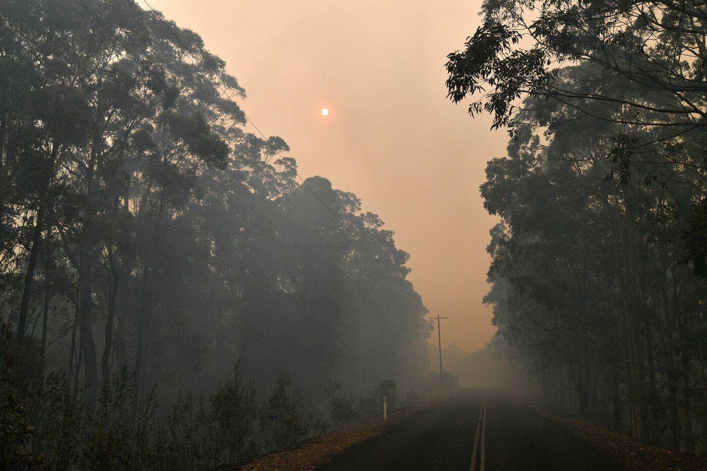 Australia registra il record del giorno più caldo del Paese