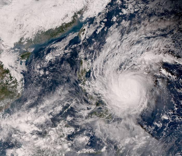 Kammuri tifone filippine