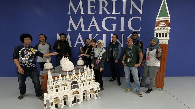 Team Miniland Legoland WP Gardaland