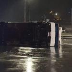 """Maltempo Basilicata: forte vento e frane nel potentino. A Lauria scuole chiuse e diversi feriti: """"Mettete in sicurezza i cittadini"""" [FOTO LIVE]"""