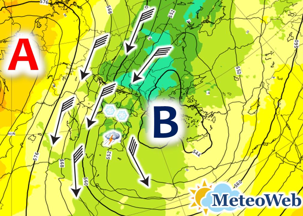 previsioni meteo italia 29 dicembre