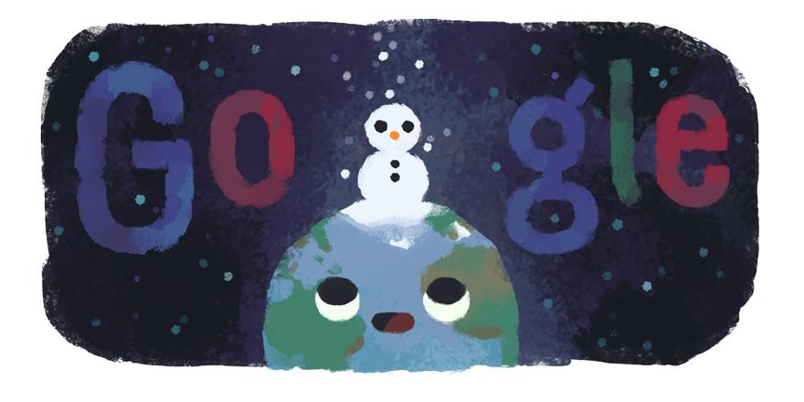 solstizio Inverno 2019 emisfero boreale