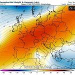 Previsioni Meteo, alta pressione e temperature oltre la media in Europa per un'altra settimana ma neve in Turchia e ancora freddo al Sud Italia [MAPPE]