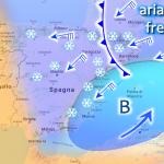 Allerta Meteo Spagna, il Ciclone di Neve si scatena nel Mediterraneo occidentale: durerà 4-5 giorni [LIVE]