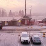 Gelo e Nebbia, l'Inverno padano: a Milano minime di -6°C, temperature ferme a -3°C in pieno giorno. Lo spettacolo della Galaverna [FOTO]