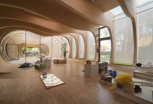 legno ambienti edilizia